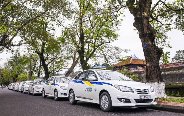 Taxi Huế: số điện thoại, giá cước các hãng taxi ở Huế