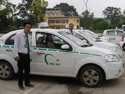 Taxi Yến Bái, số điện thoại, hotline taxi yên bái