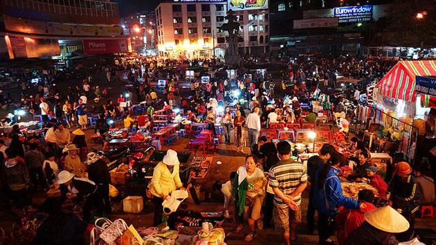 Chợ Đà Lạt & Chợ đêm Đà Lạt - hinh 3