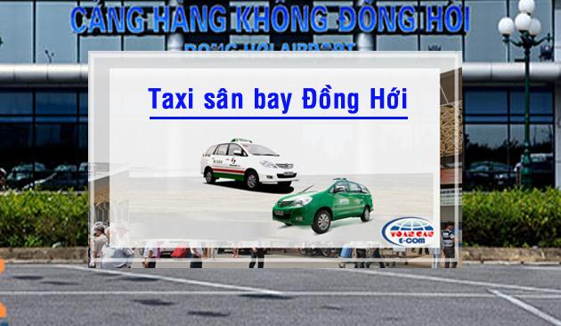 taxi san bay dong hoi