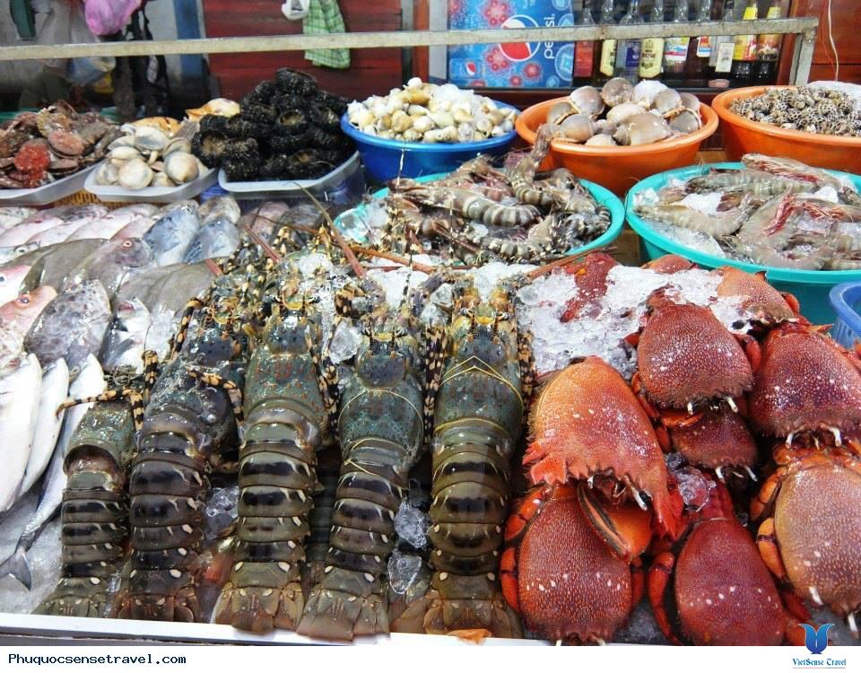 Chợ Dương Đông - Phú Quốc - hinh 3