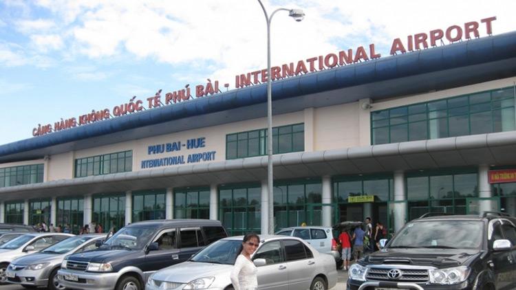 Hue Phu Bai Airport