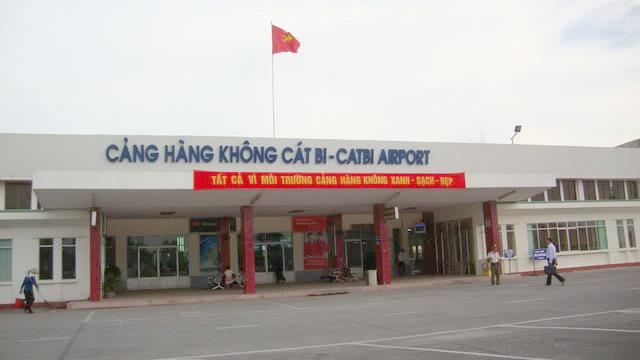 Cat Bi Airport