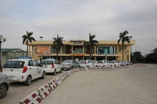 Phương triện di chuyển từ Sân bay Vinh về trung tâm thành phố Vinh - hinh 2