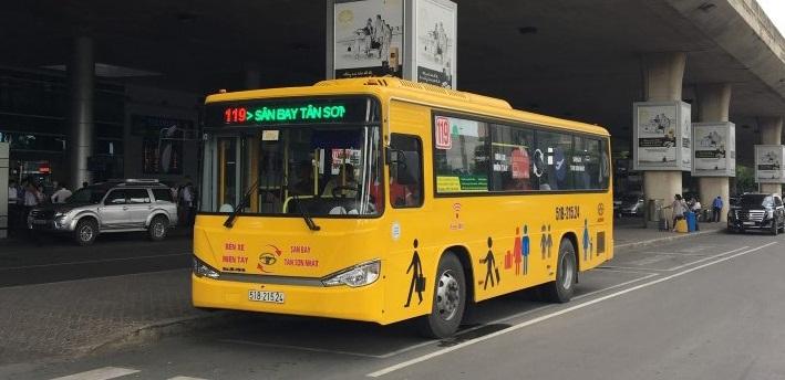 Phương triện di chuyển từ sân bay Tân Sơn Nhất ra bến xe Miền Tây - hinh 3