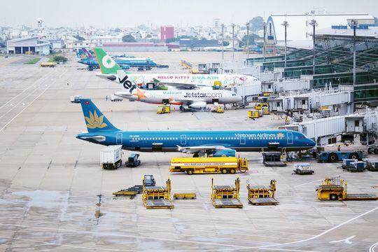6 Thông tin về Sân bay Tân Sơn Nhất tất cả hành khách cần biết - hinh 1