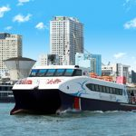 Tàu cao tốc Sài Gòn – Cần Giờ – Vũng Tàu hoạt động trước Tết