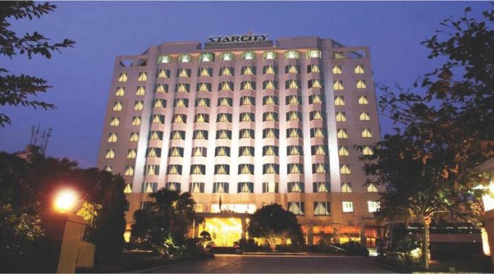 Khách sạn Starcity Hạ Long