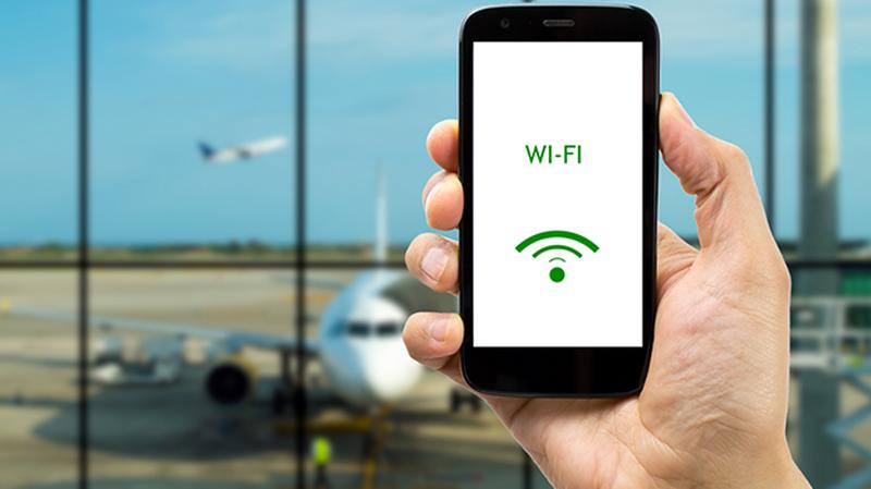 Truy cập miễn phí Wifi tại các sân bay khắp thế giới