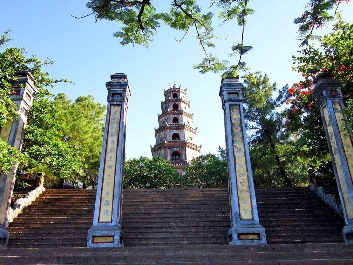 Chùa Thiên Mụ – Điểm du lịch không thể bỏ qua khi đến Huế