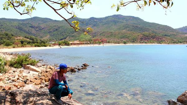 Du lịch Vịnh Ninh Vân thả hồn phiêu lãng với cảnh đẹp - hinh 3