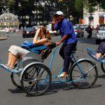 Những phương tiện di chuyển phổ biến khi du lịch Sài Gòn