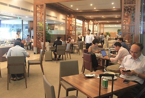Dịch vụ Phòng chờ hạng nhất và thương gia sân bay Nội Bài - hinh 1