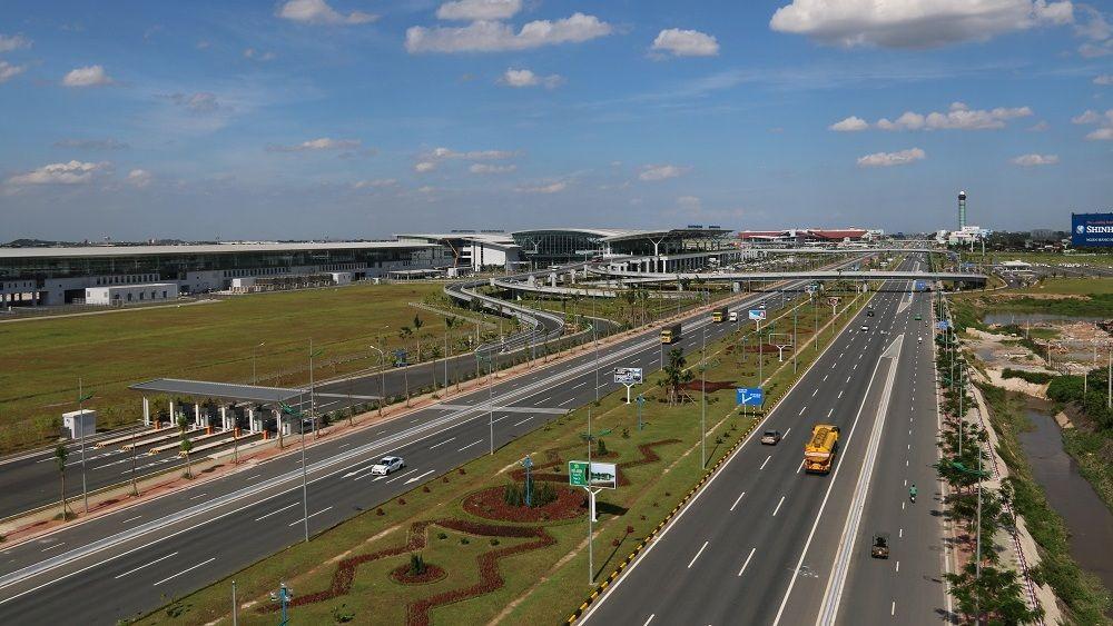 Hình ảnh sân bay Nội Bài