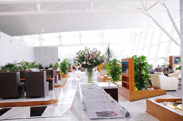 Dịch vụ Phòng chờ hạng nhất và thương gia sân bay Nội Bài - hinh 4