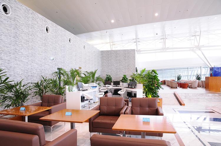 Dịch vụ Phòng chờ hạng nhất và thương gia sân bay Nội Bài - hinh 7