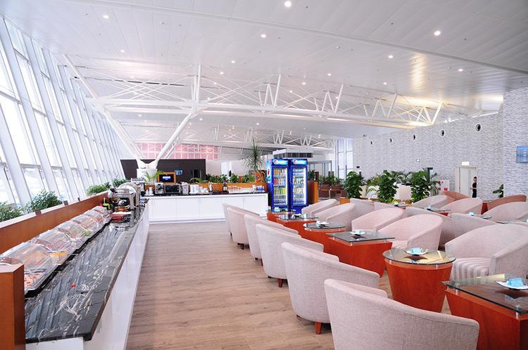 Dịch vụ Phòng chờ hạng nhất và thương gia sân bay Nội Bài - hinh 8