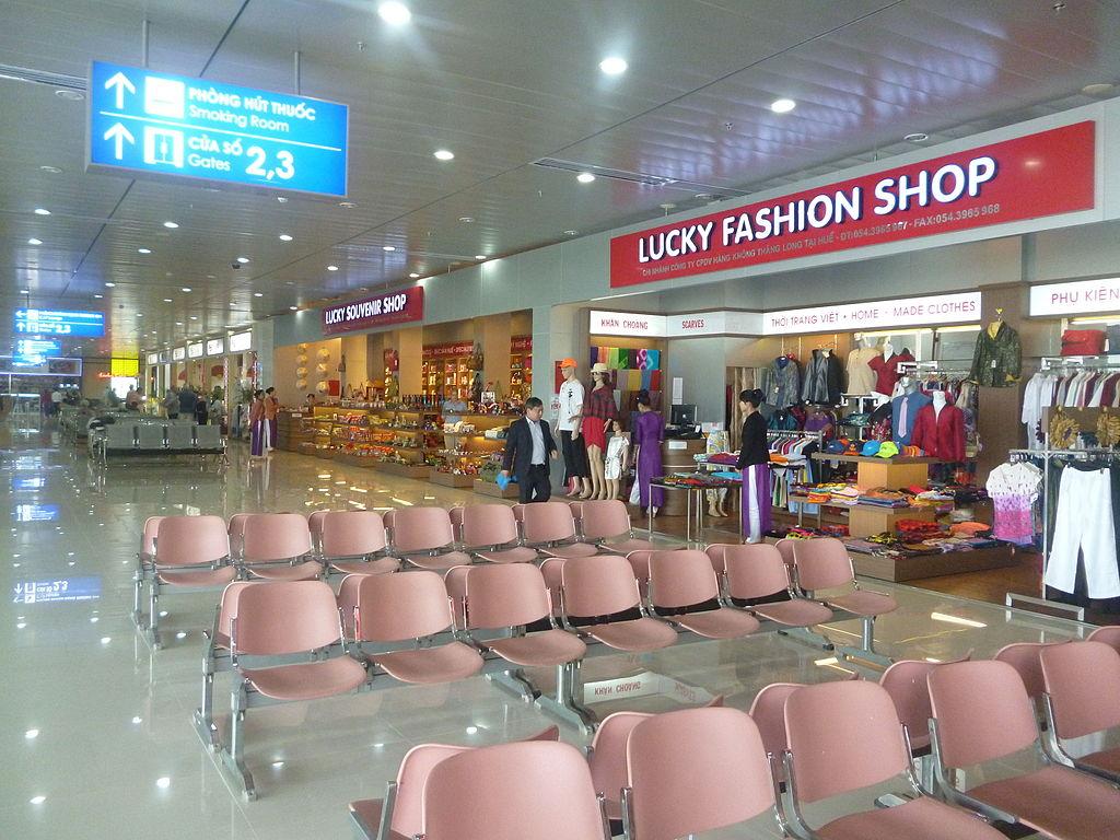 Sân bay quốc tế Phú Bài - hình 1