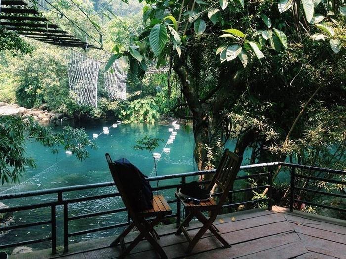 Suối Nước Moọc - Thiên đường đẹp như tranh vẽ ở Quảng Bình - hinh 5