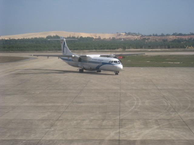 Sân bay Đồng Hới, Quảng Bình -hinh 1