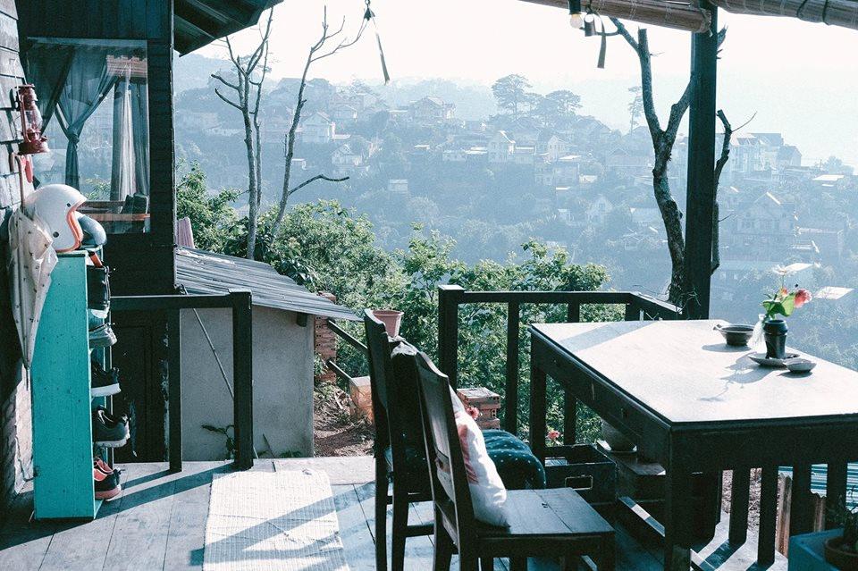 4 homestay ở Đà Lạt xanh mướt, yên tĩnh là nơi lý tưởng cho 'sống ảo' hinh anh 5