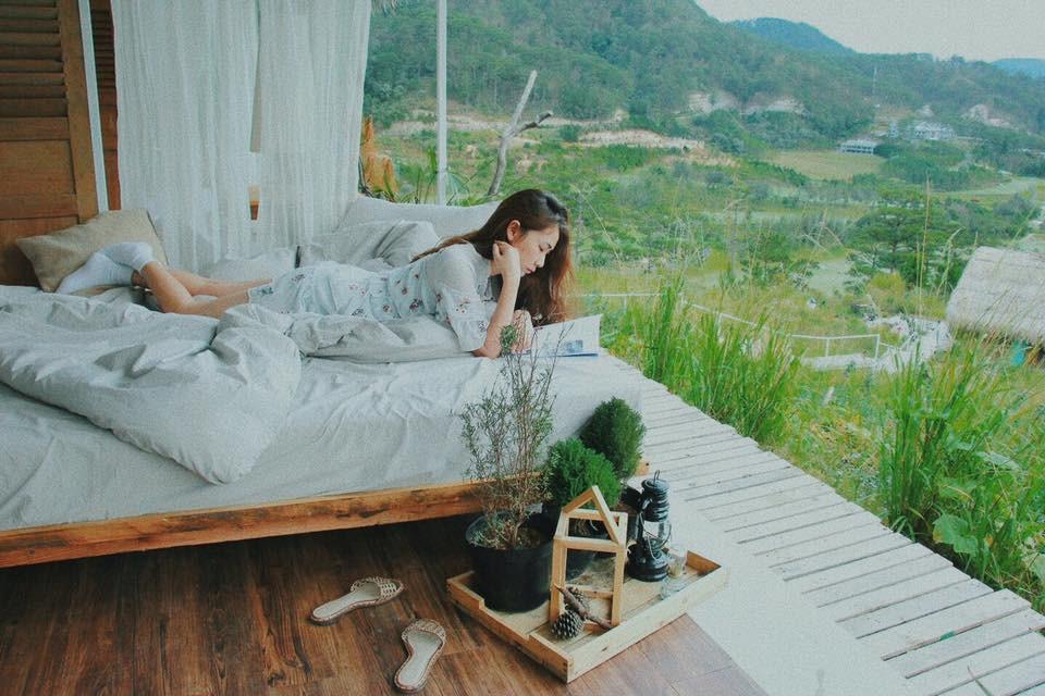 4 homestay ở Đà Lạt xanh mướt, yên tĩnh là nơi lý tưởng cho 'sống ảo' hinh anh 14