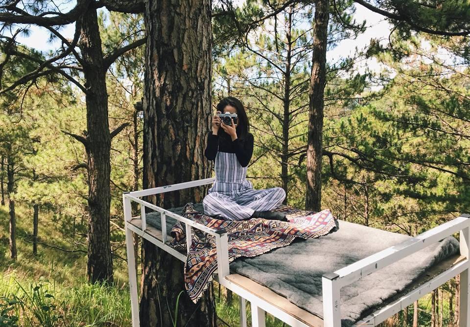 4 homestay ở Đà Lạt xanh mướt, yên tĩnh là nơi lý tưởng cho 'sống ảo' hinh anh 15