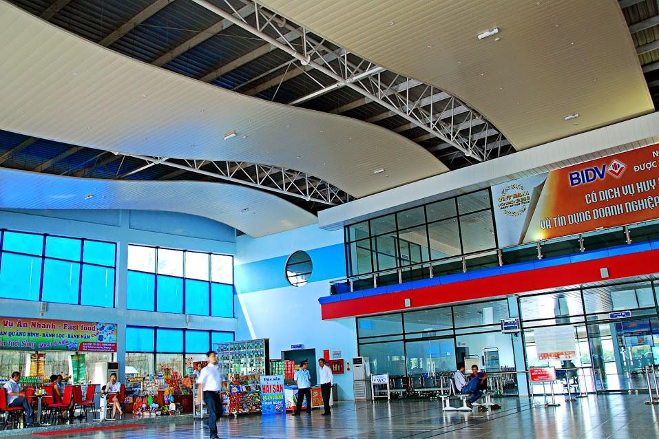 Sân bay Đồng Hới, Quảng Bình -hinh 3