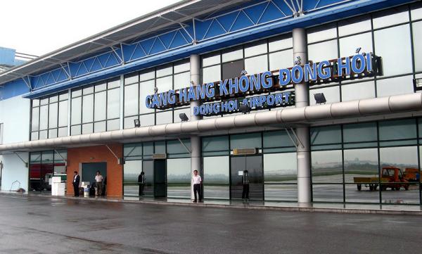 Sân bay Đồng Hới, Quảng Bình -hinh 2