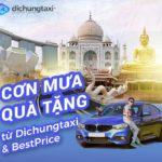Sinh nhật tưng bừng cơn mưa quà tặng từ Dichungtaxi và Bestptrice