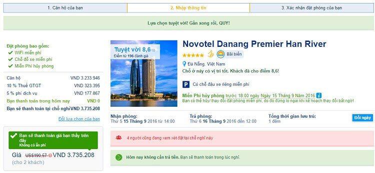 Hướng dẫn đặt khách sạn tại Booking.com - hinh 1