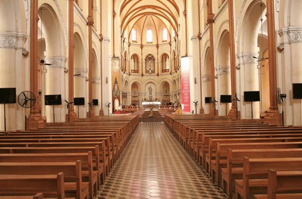 Nhà thờ Đức Bà Sài Gòn - hinh 1