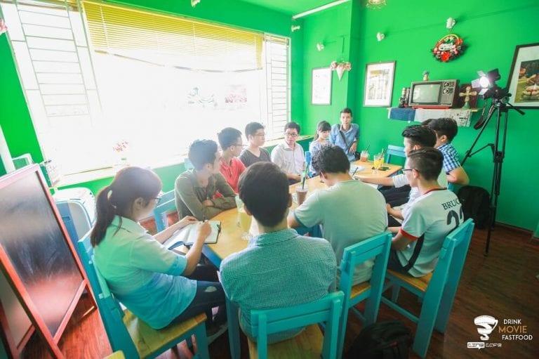 Những quán cafe phim đẹp nhất ở Hà Nội - hinh 3