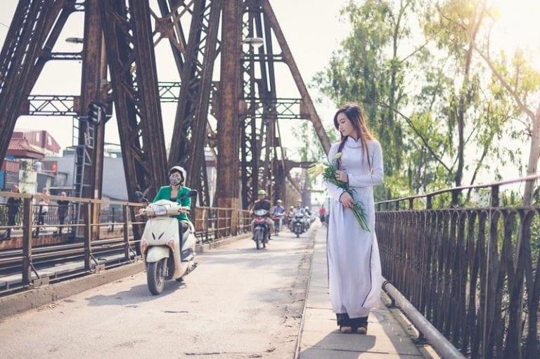 Những địa điểm chụp ảnh đẹp ở Hà Nội - hinh 1