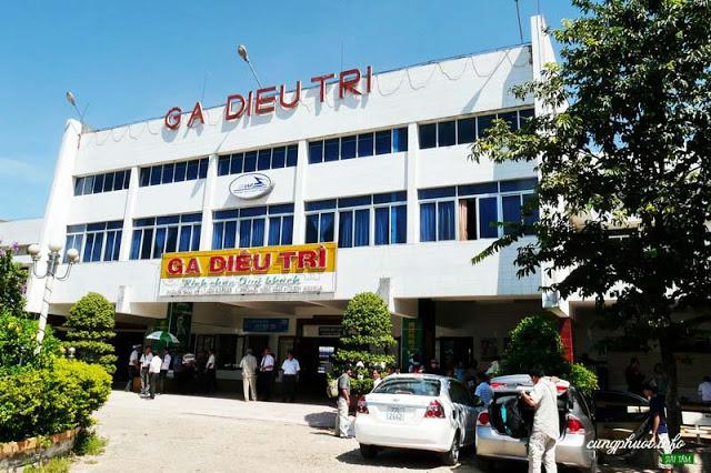 Phương triện di chuyển đến Quy Nhơn, Bình Định