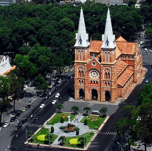 Nhà thờ Đức Bà Sài Gòn - hinh 7