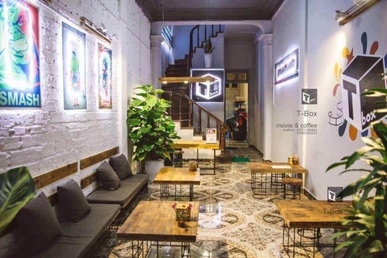Những quán cafe phim đẹp nhất ở Hà Nội
