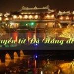 5 Cách di chuyển từ Đà Nẵng đi Huế