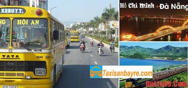 Từ Đà Nẵng đến Hội An đi như thế nào là gần nhất?