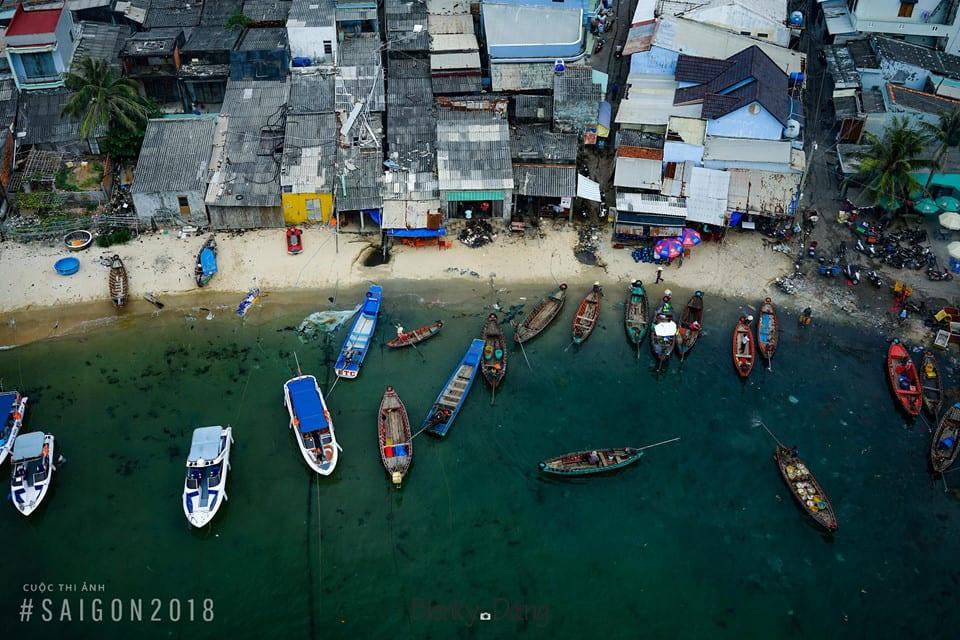 Khoảnh khắc bình dị của ngư dân trước biển cả - anh 2