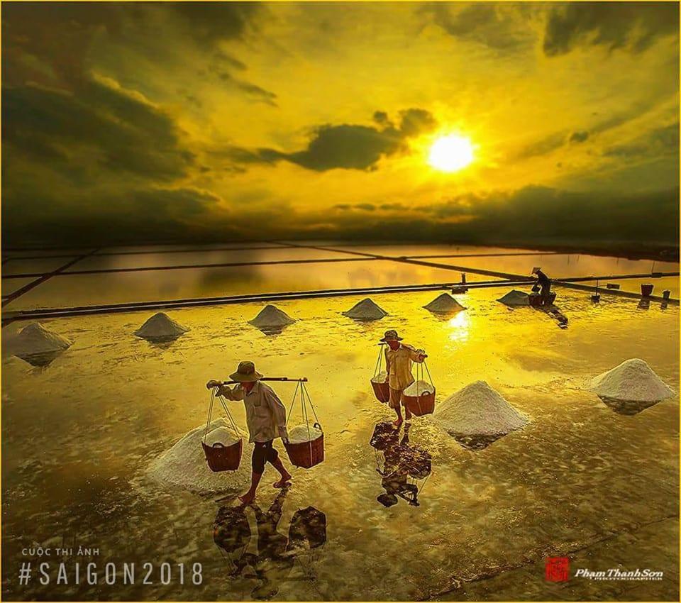 Khoảnh khắc bình dị của ngư dân trước biển cả - anh 8