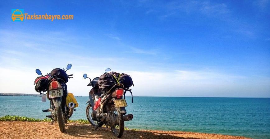 Di chuyển từ Cam Ranh Nha Trang ra đảo Bình Ba - hinh 1