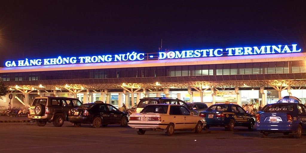 Các Tuyến xe buýt tại sân bay Tân Sơn Nhất