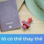 Các loại giấy tờ có thể thay thế hộ chiếu