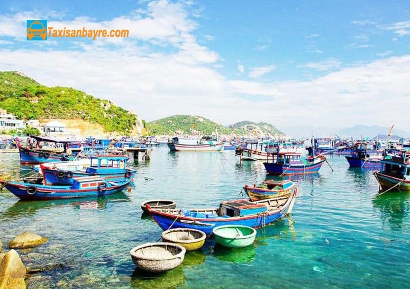 Di chuyển từ Cam Ranh Nha Trang ra đảo Bình Ba - hinh 2