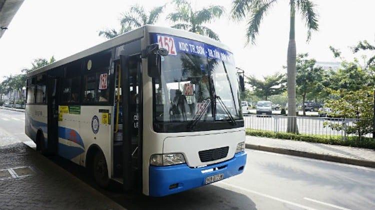 Tuyến xe buýt tại sân bay Tân Sơn Nhất - hinh 3