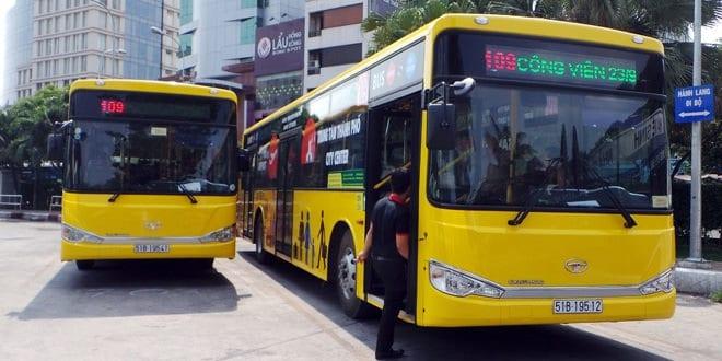 Tuyến xe buýt tại sân bay Tân Sơn Nhất - hinh 4