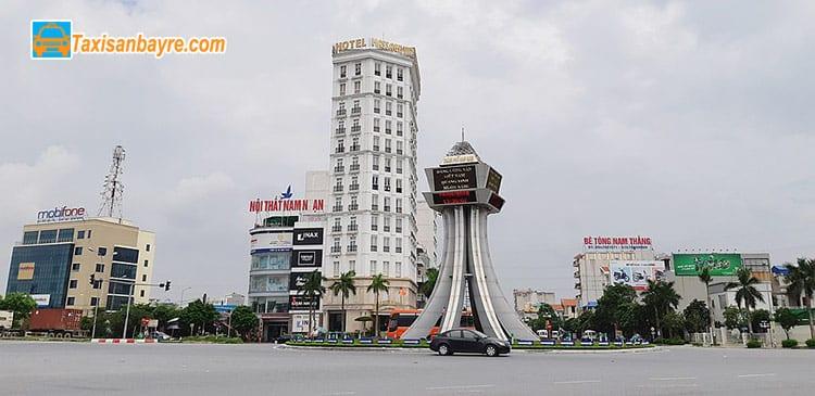 Di chuyển từ sân bay Cát Bi về Nam Định