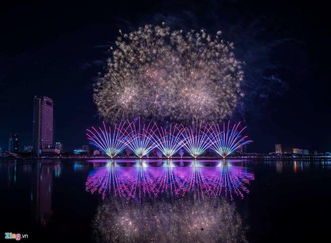 Đi xem lễ hội Pháo hoa quốc tế Đà Nẵng 2019 tốn bao nhiêu?