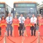 Tuyến xe buýt số 86 Ga Hà Nội – sân bay Nội Bài chất lượng cao